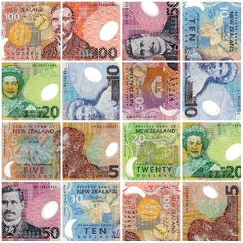 The Cook Islands Currency Is New Zealand Dollar And Cent Monetary System Notes Are Used Throughout But Island Has Its
